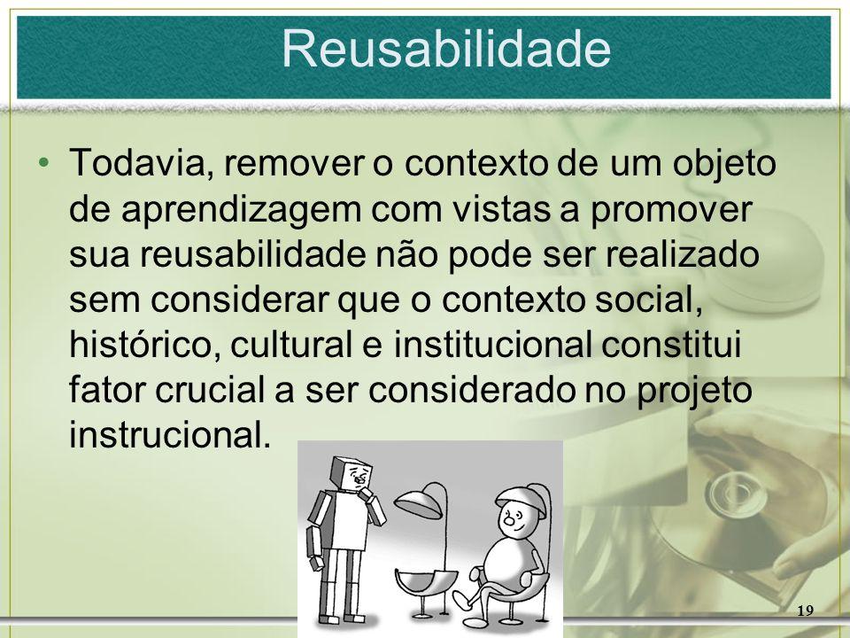 Reusabilidade