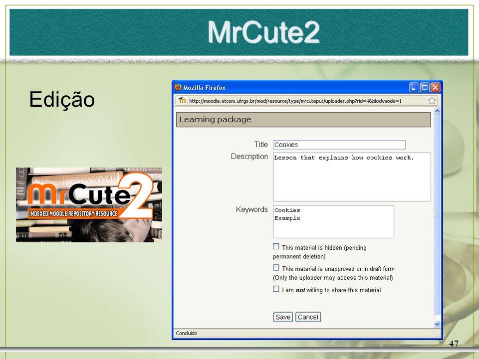 MrCute2 Edição 47