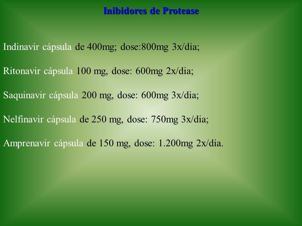 Inibidores de Protease