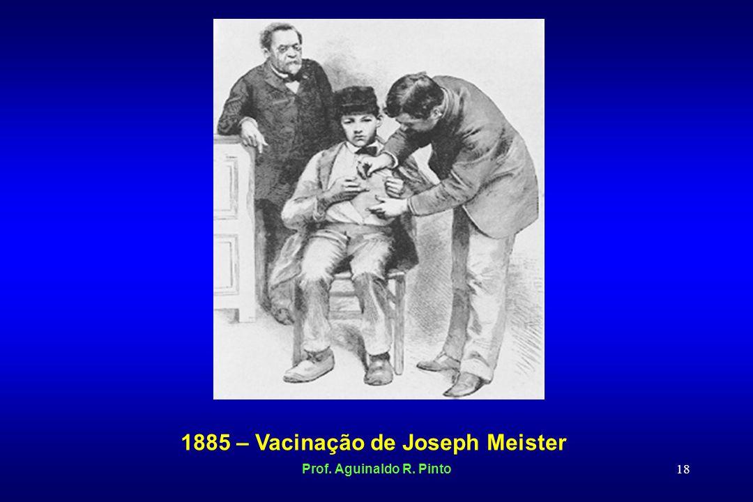 1885 – Vacinação de Joseph Meister