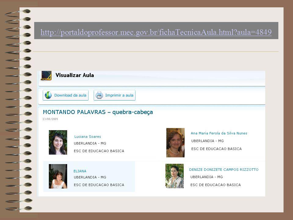 http://portaldoprofessor. mec. gov. br/fichaTecnicaAula. html