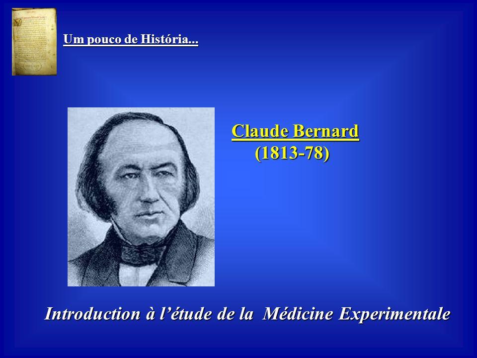 Introduction à l'étude de la Médicine Experimentale