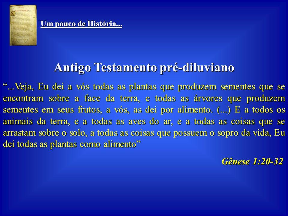 Antigo Testamento pré-diluviano