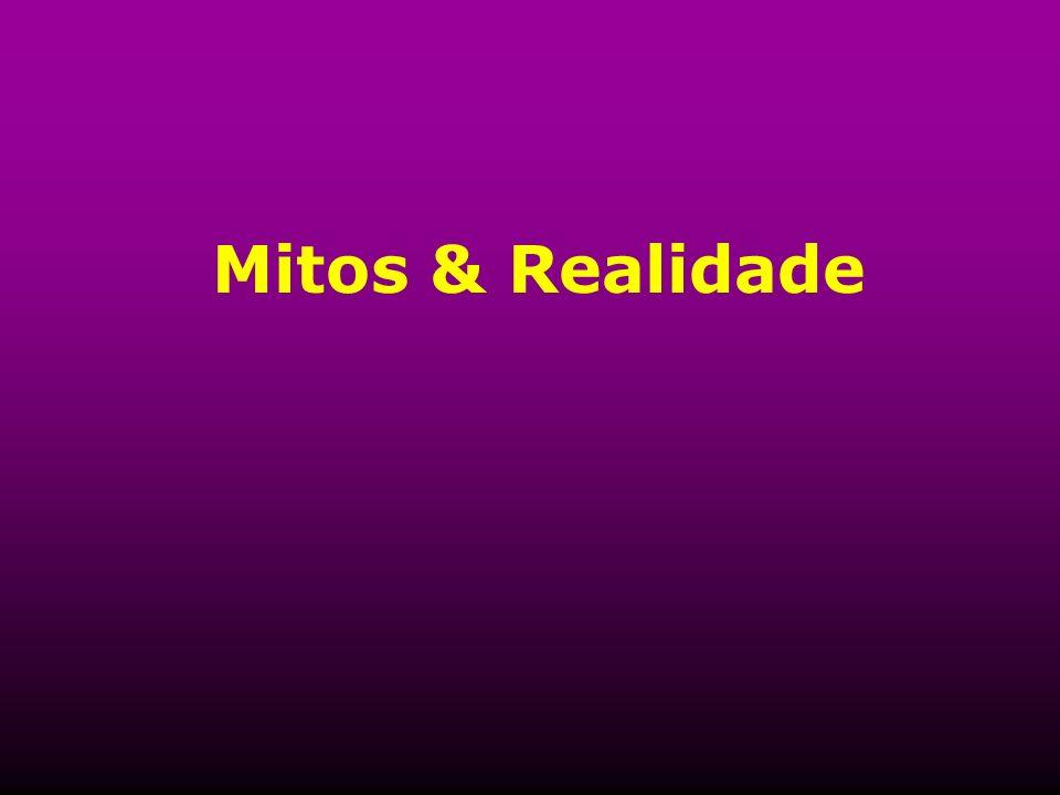 Mitos & Realidade