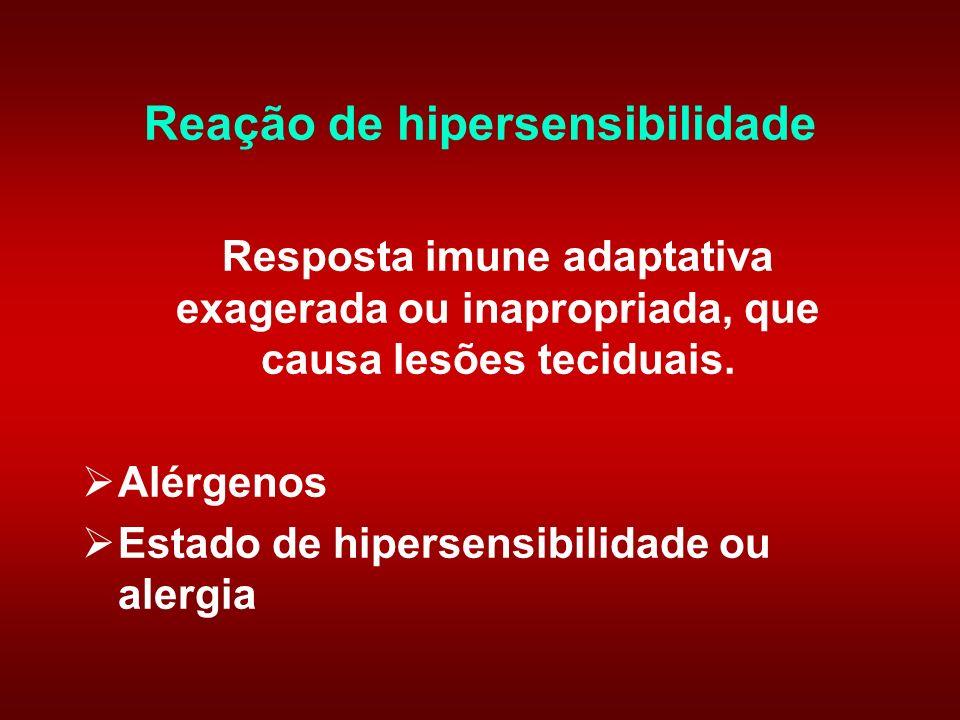 Reação de hipersensibilidade