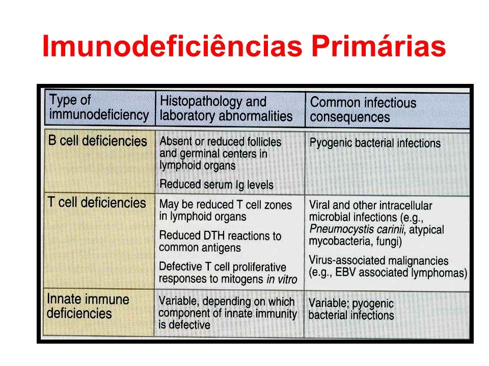 Imunodeficiências Primárias