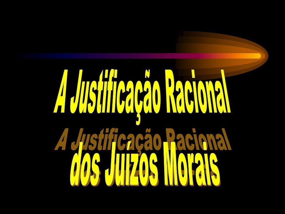 A Justificação Racional