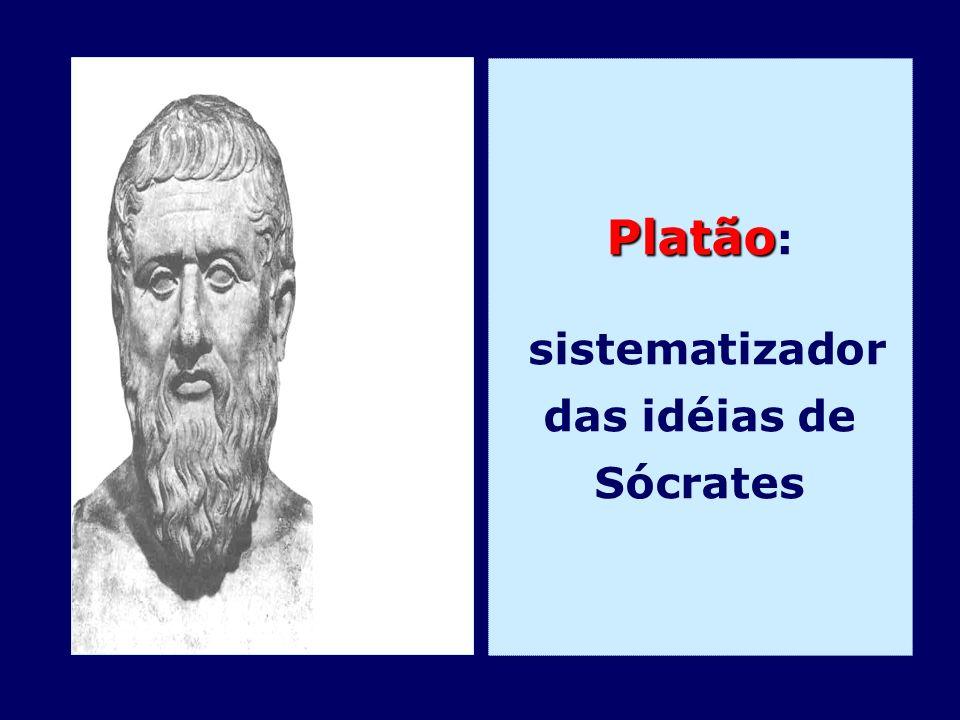 Platão: sistematizador das idéias de Sócrates