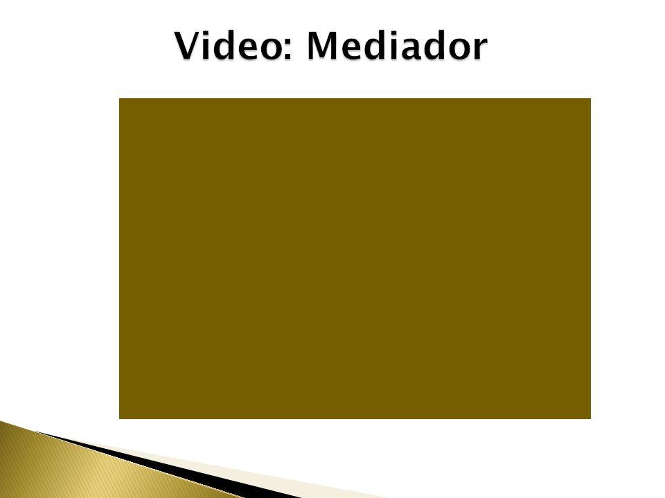 Video: Mediador