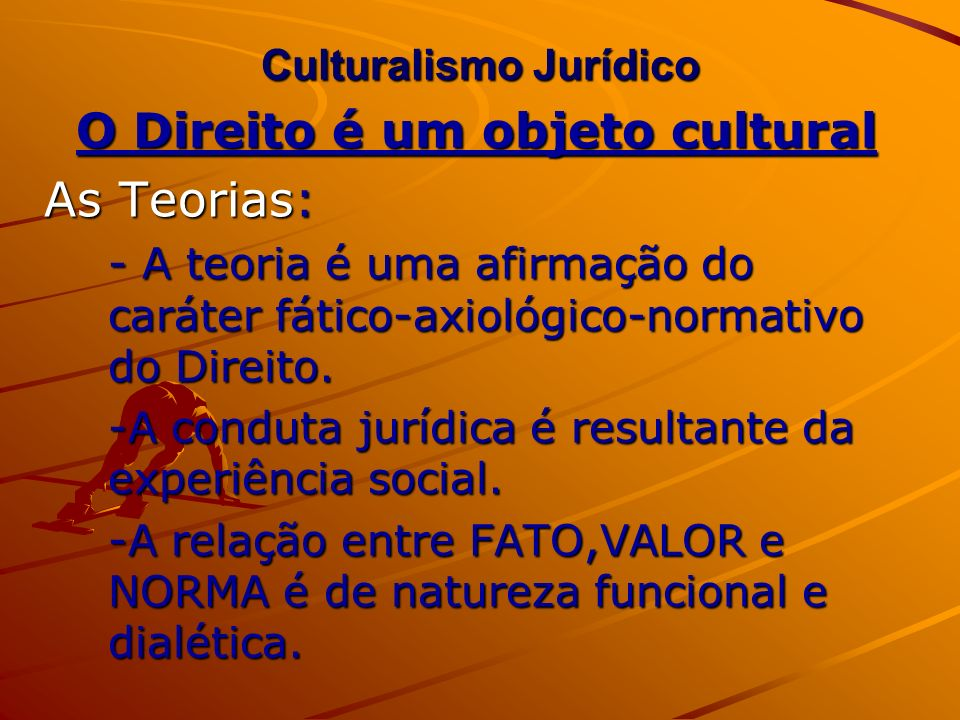 Culturalismo Jurídico
