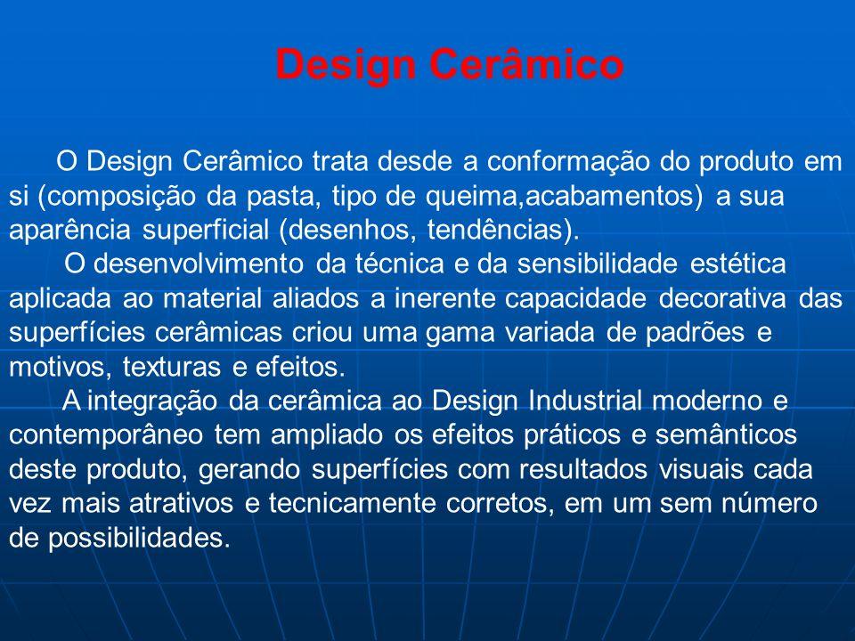 Design Cerâmico