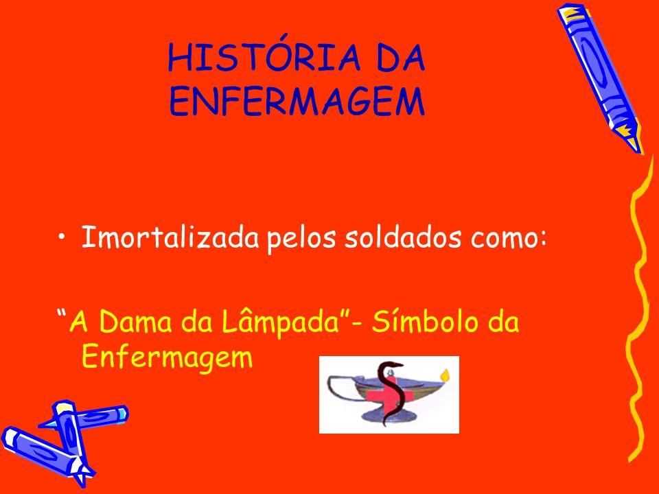 HISTÓRIA DA ENFERMAGEM