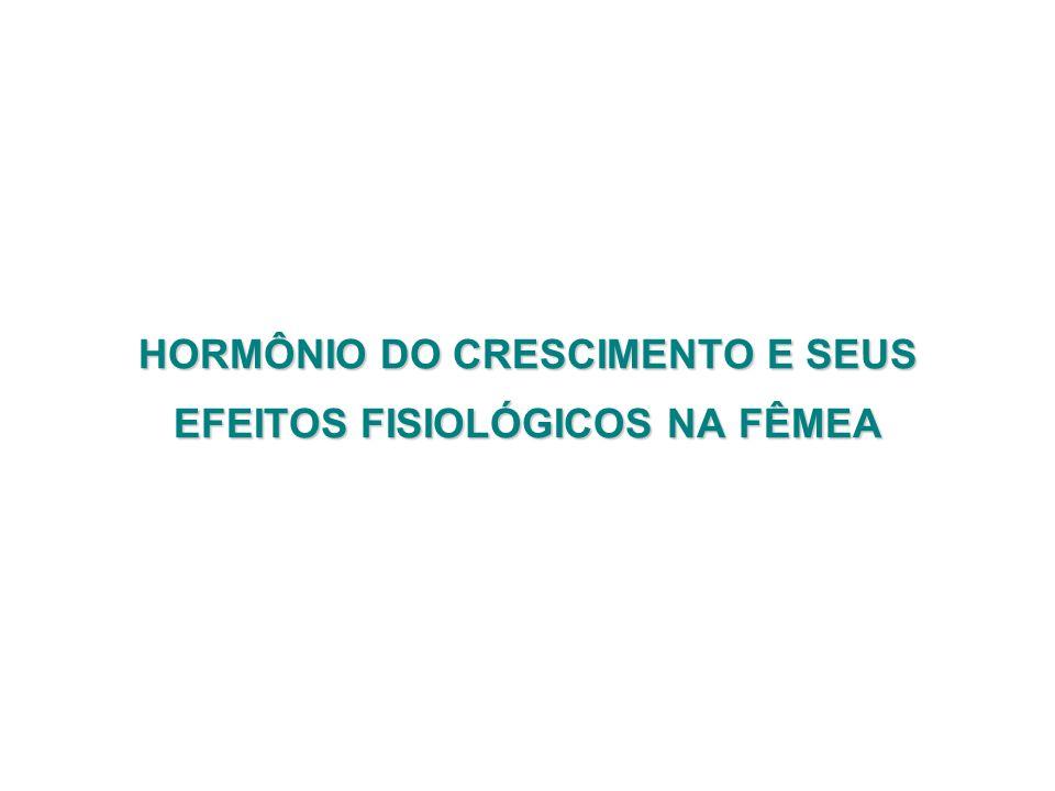 HORMÔNIO DO CRESCIMENTO E SEUS EFEITOS FISIOLÓGICOS NA FÊMEA