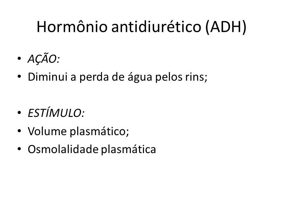 Hormônio antidiurético (ADH)