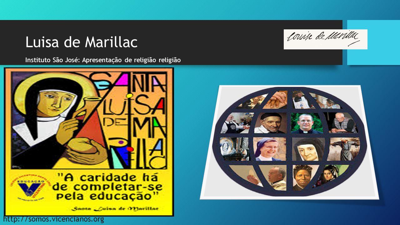Luisa de Marillac http://somos.vicencianos.org