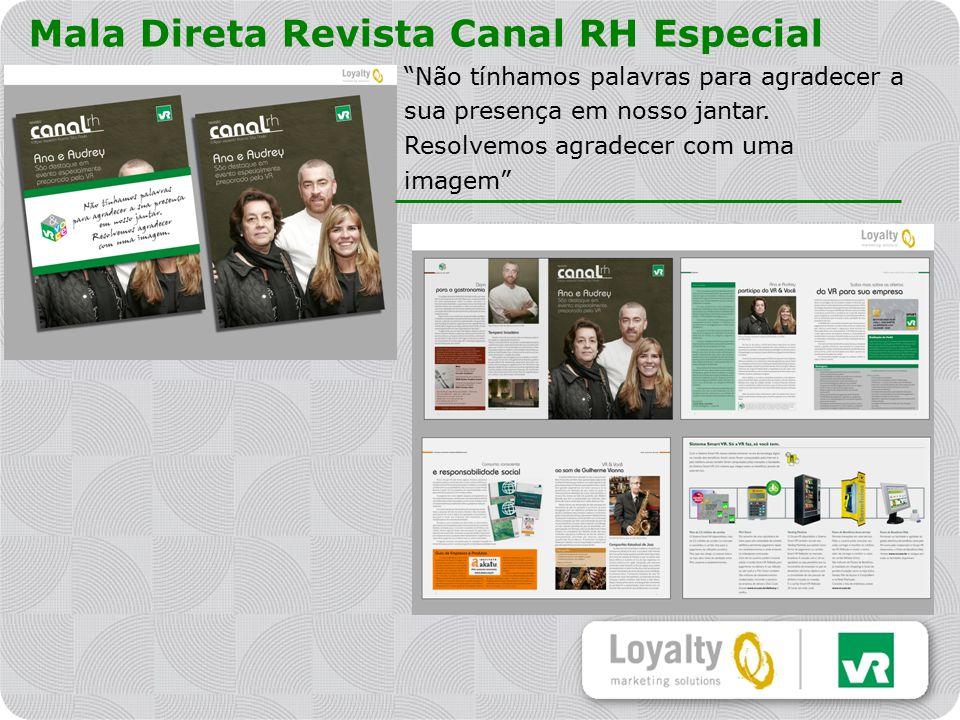 Mala Direta Revista Canal RH Especial