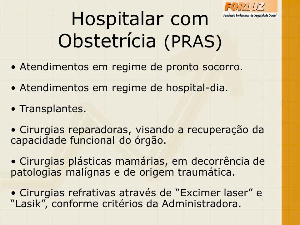 Hospitalar com Obstetrícia (PRAS)