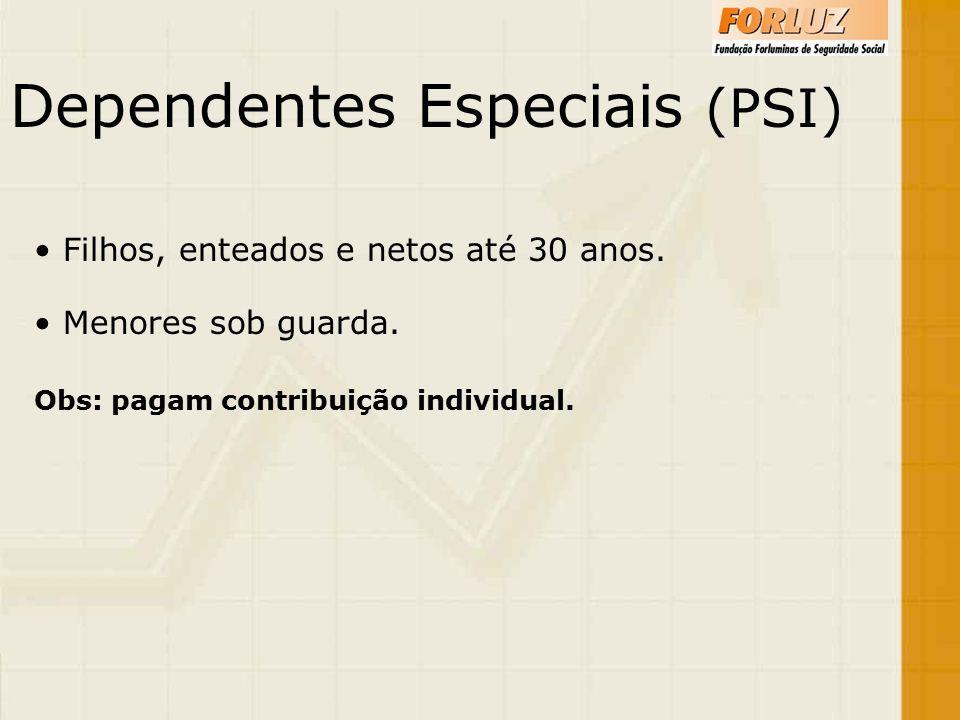 Dependentes Especiais (PSI)