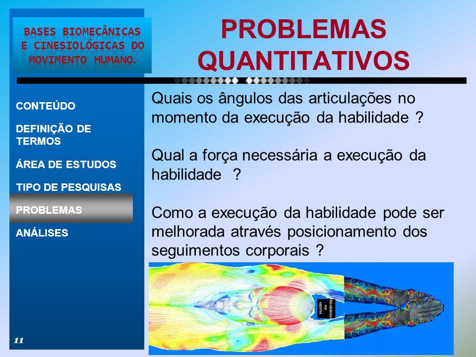 PROBLEMAS QUANTITATIVOS