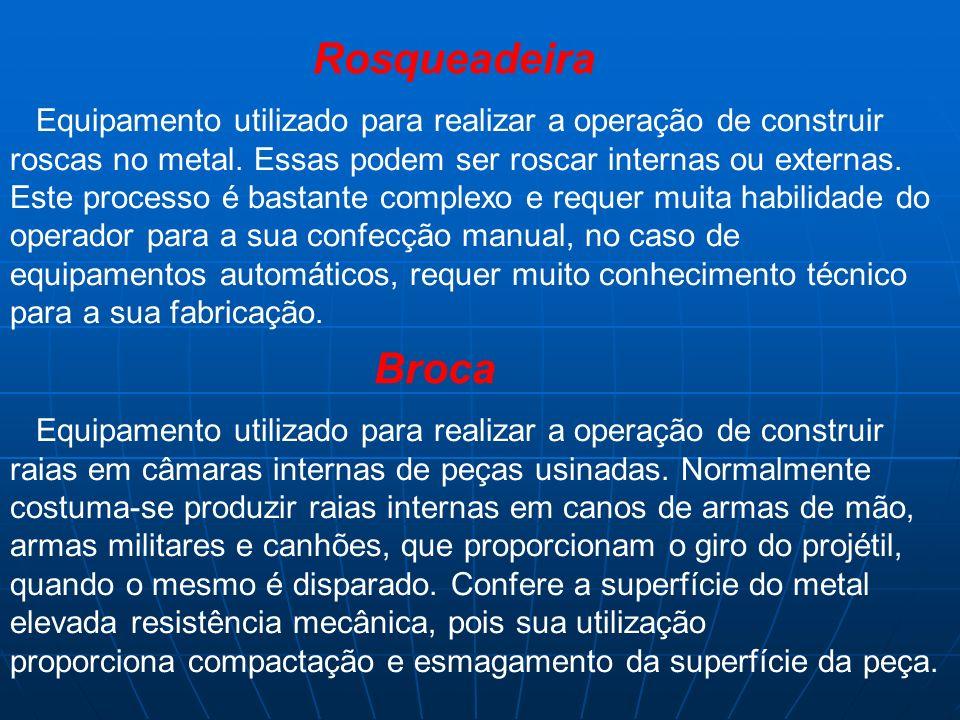 Rosqueadeira
