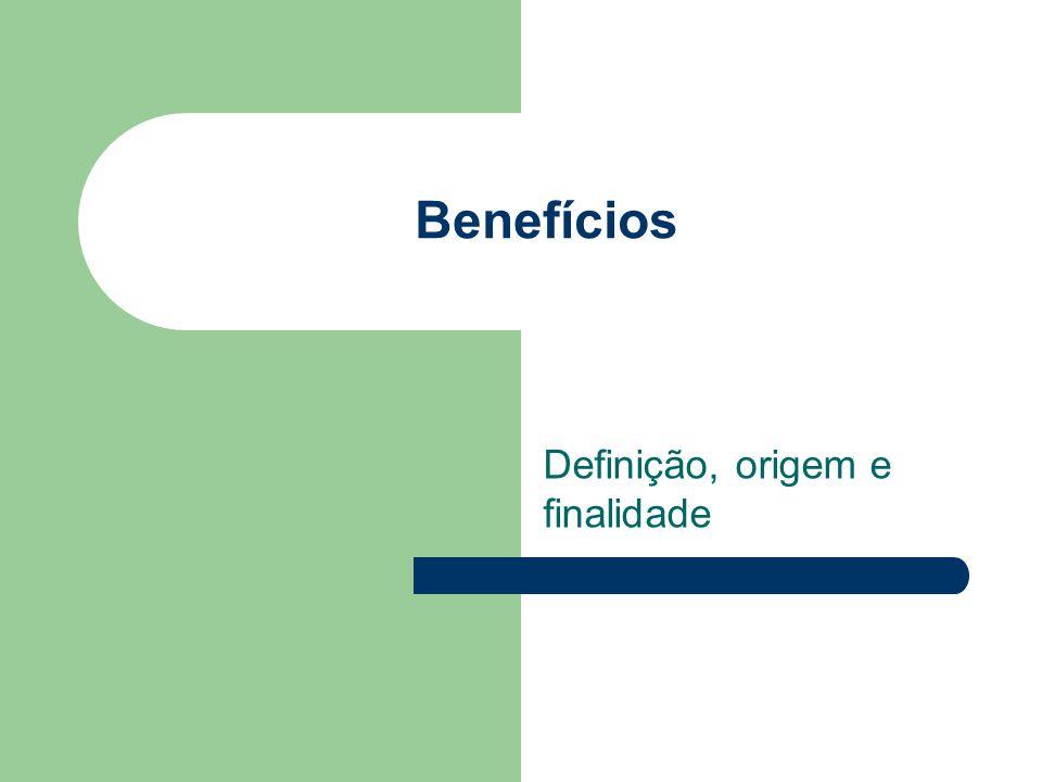 Definição, origem e finalidade
