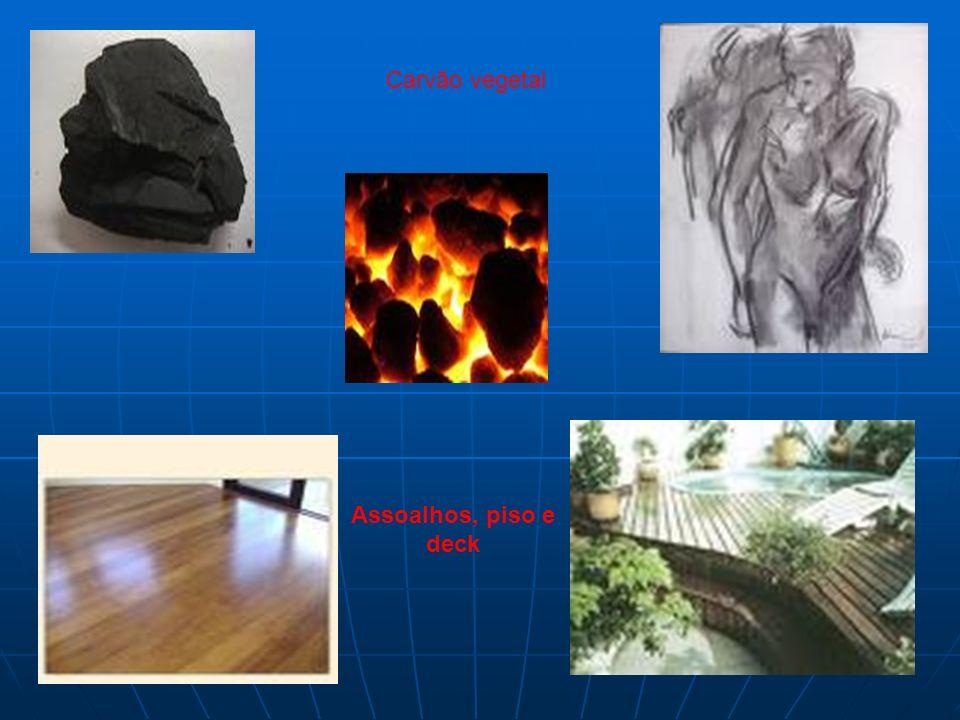 Carvão vegetal Assoalhos, piso e deck