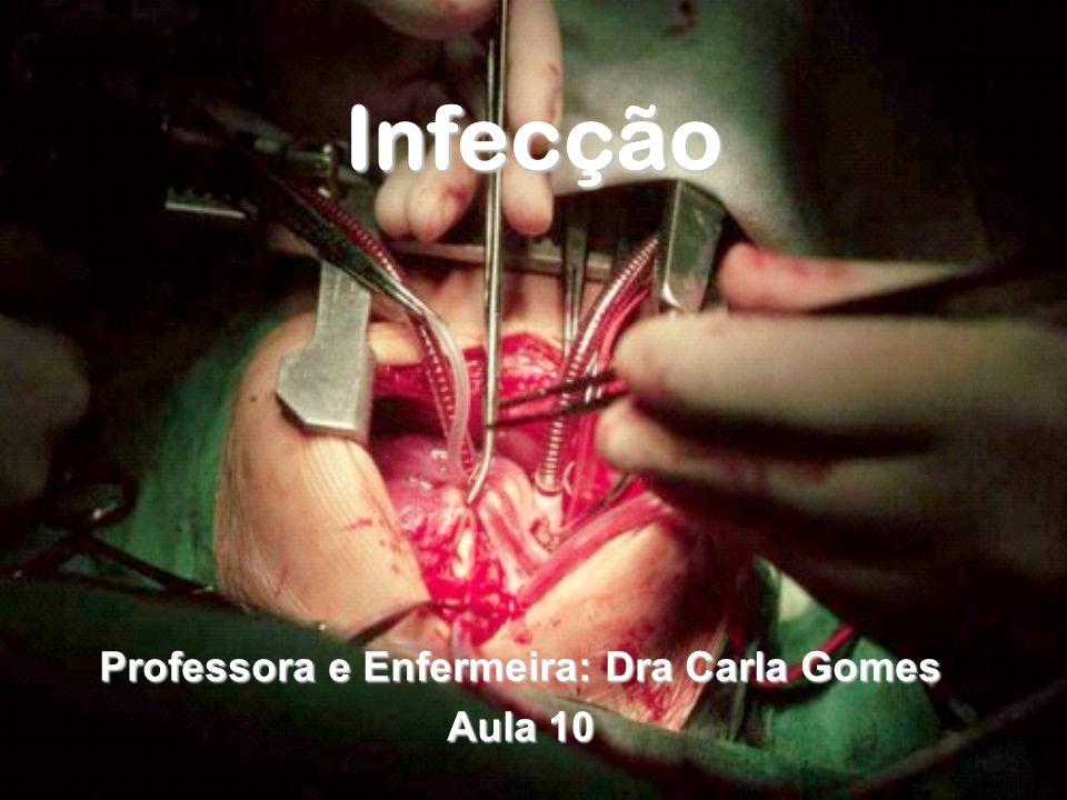 Professora e Enfermeira: Dra Carla Gomes