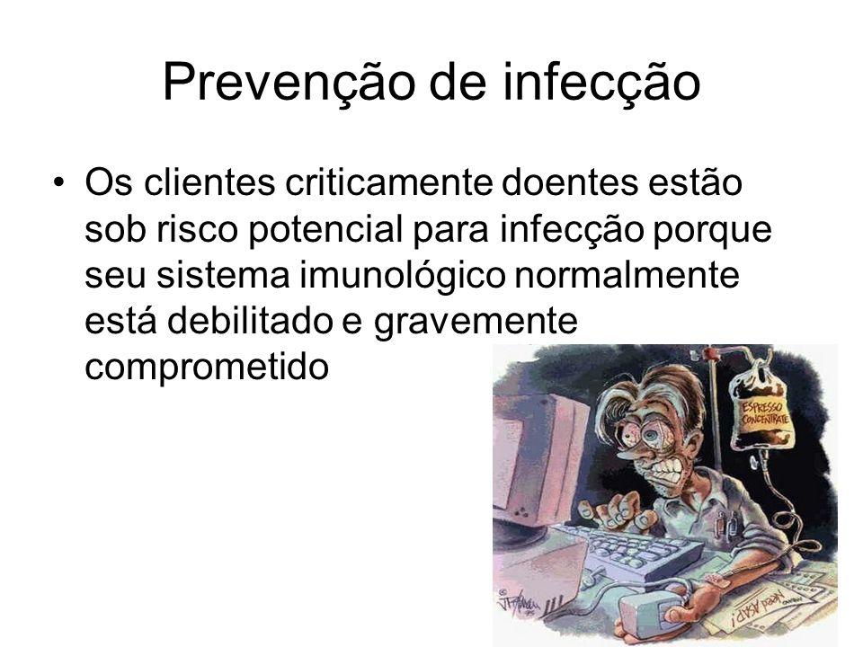 Prevenção de infecção
