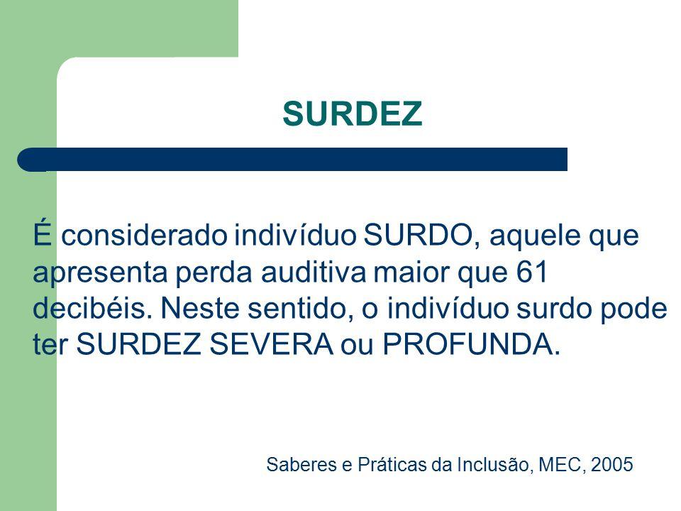 SURDEZ