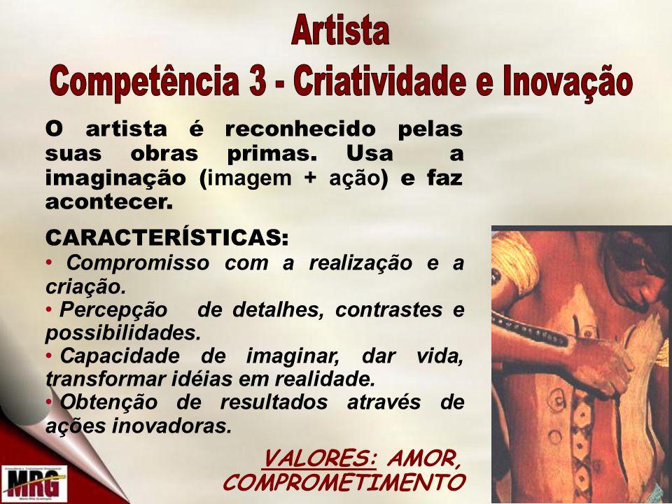 Competência 3 - Criatividade e Inovação