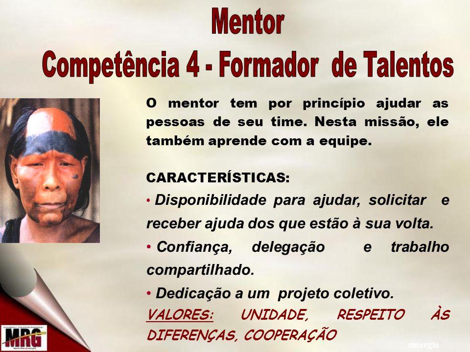 Competência 4 - Formador de Talentos
