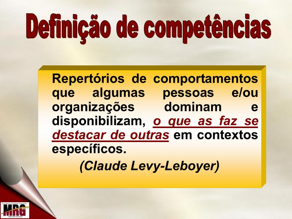 (Claude Levy-Leboyer)