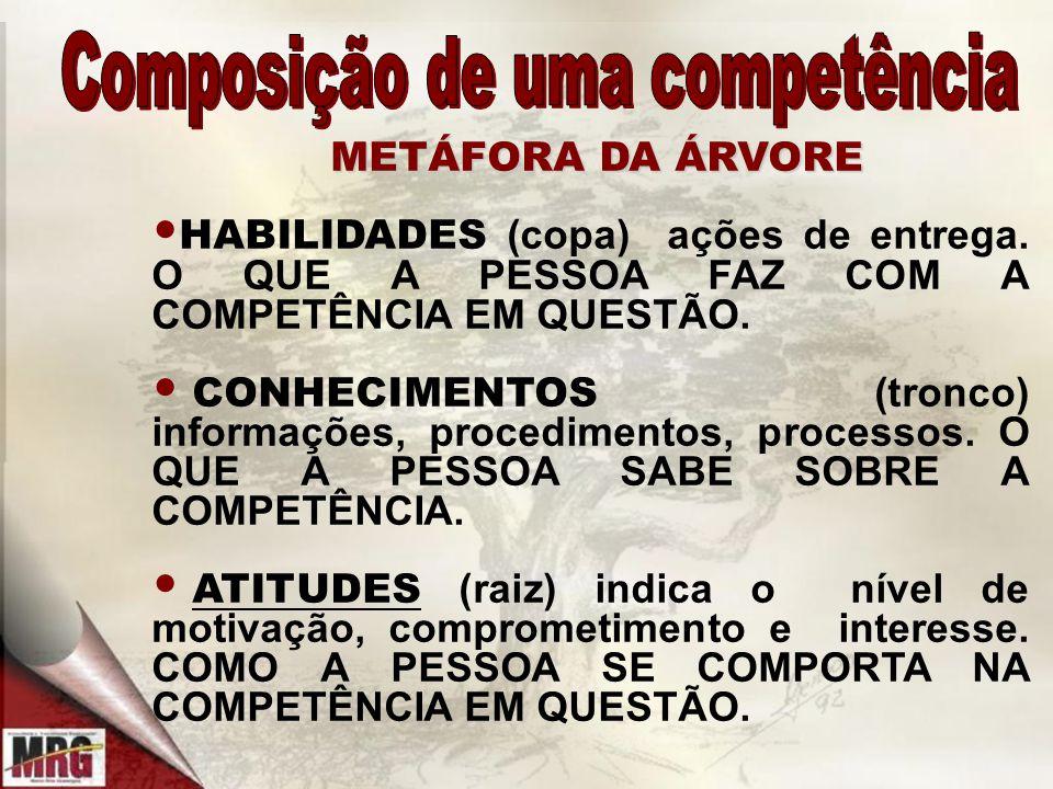 Composição de uma competência