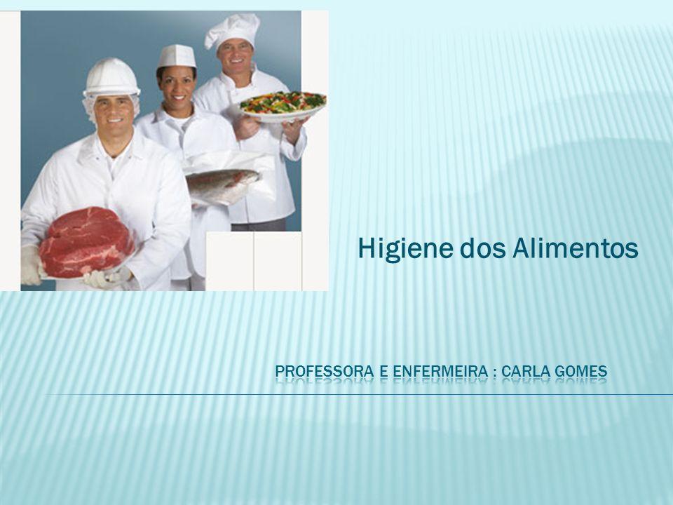 Professora e enfermeira : Carla Gomes
