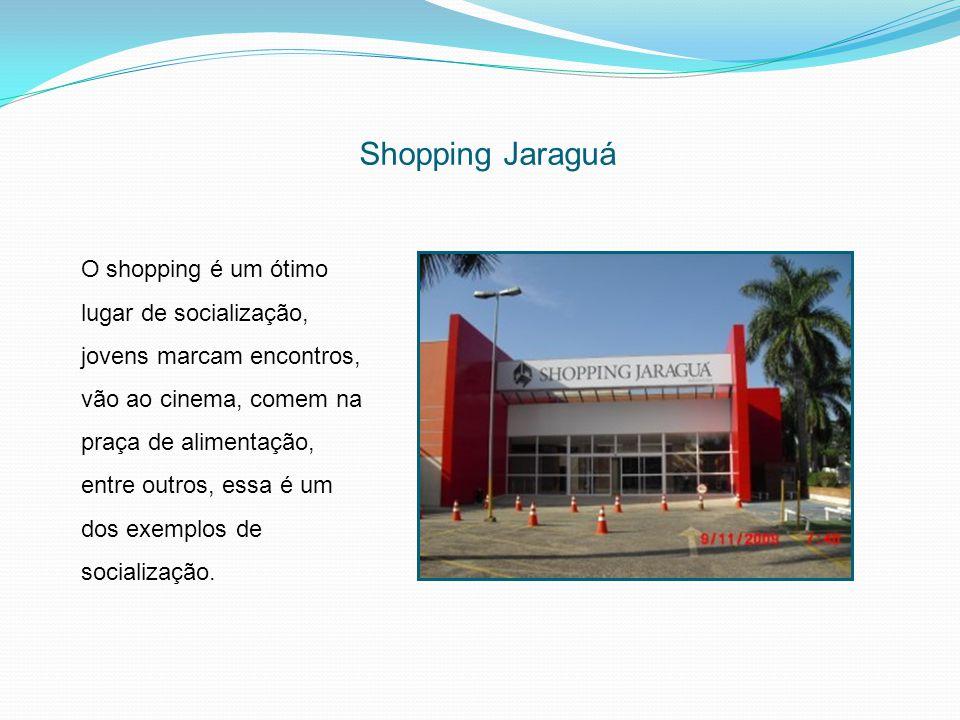 Shopping Jaraguá