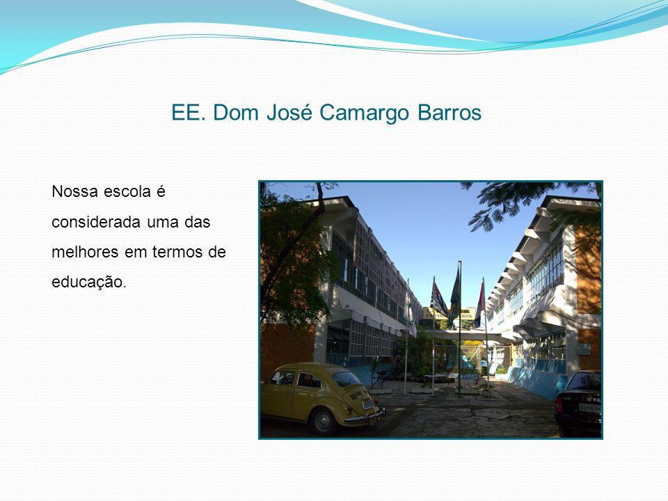 EE. Dom José Camargo Barros
