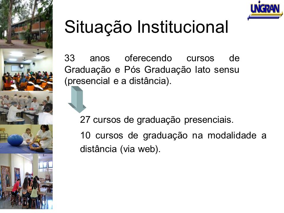 Situação Institucional