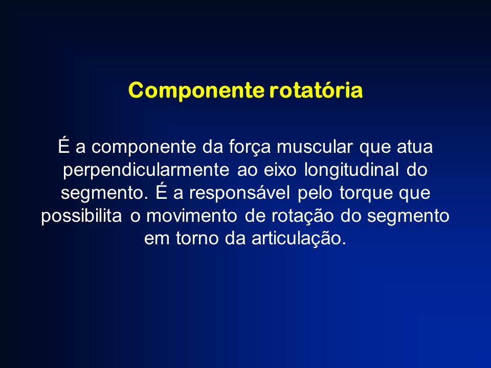 Componente rotatória