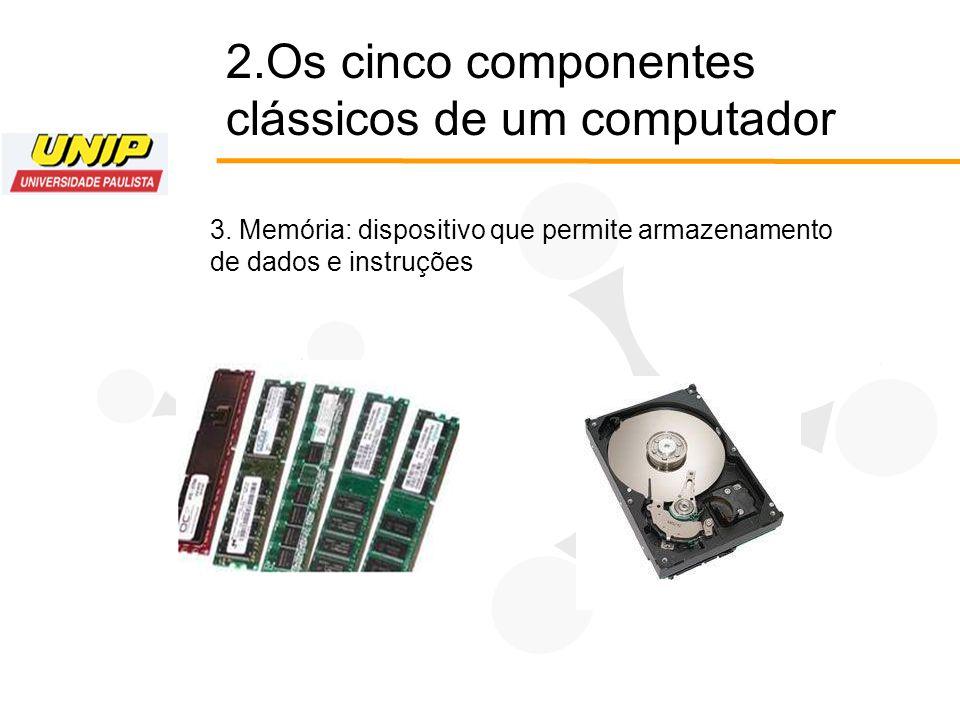 clássicos de um computador