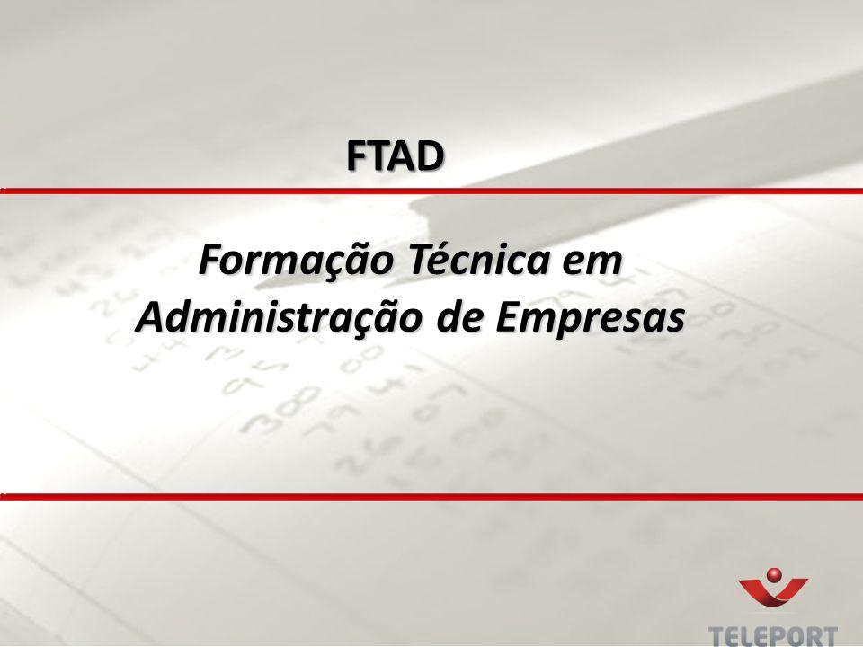 Formação Técnica em Administração de Empresas
