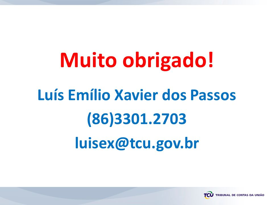 Luís Emílio Xavier dos Passos