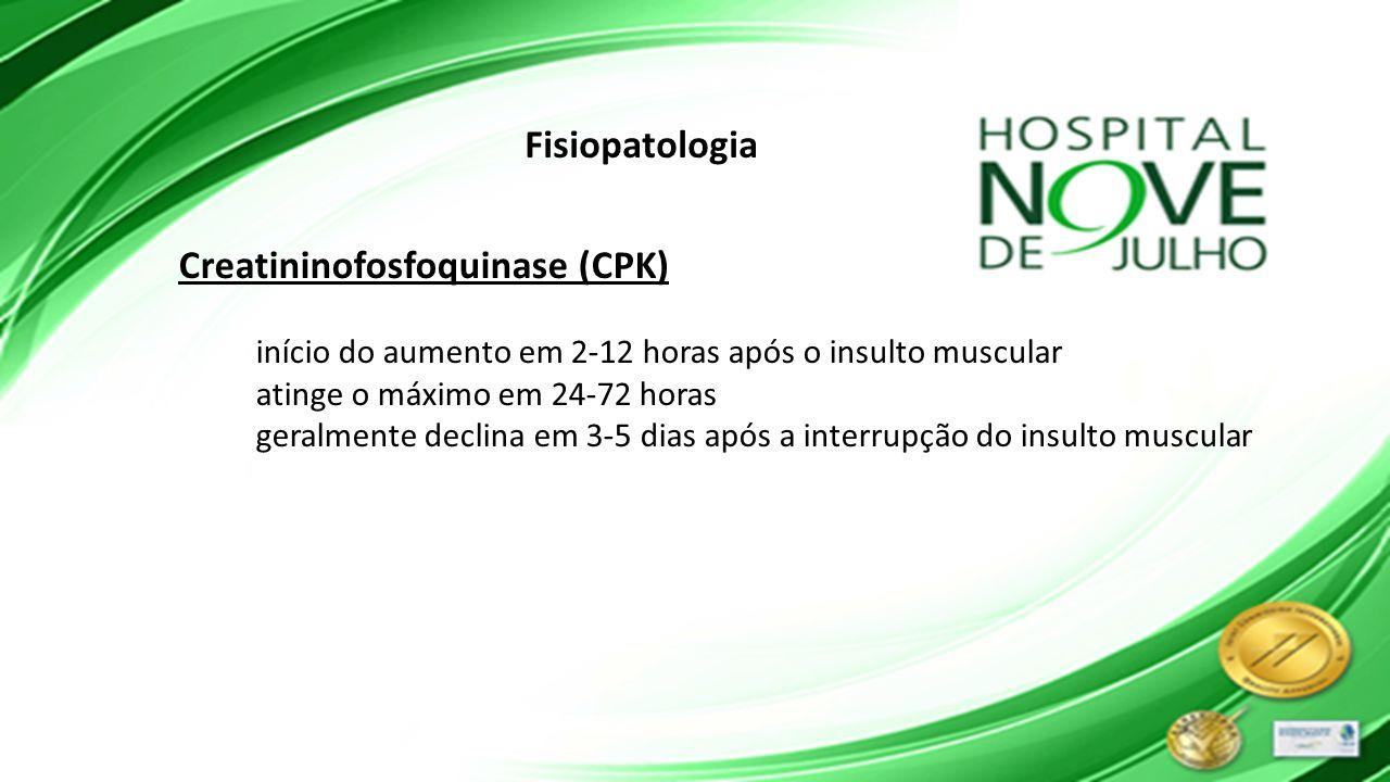 Creatininofosfoquinase (CPK)