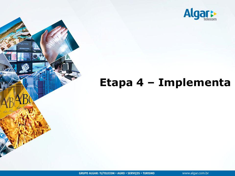 Etapa 4 – Implementa