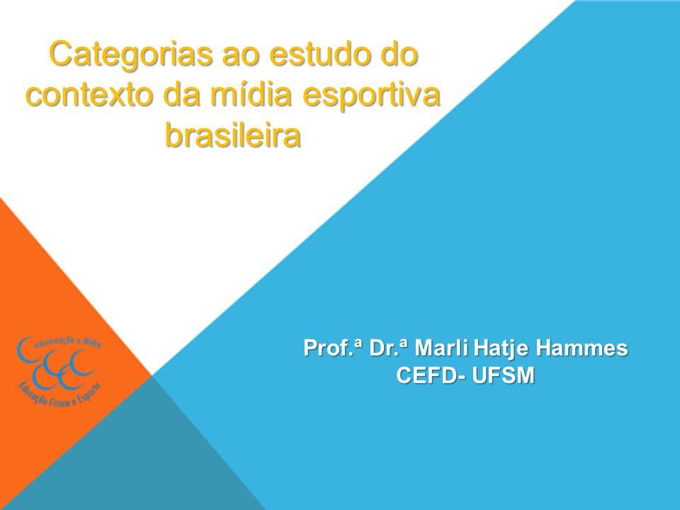 Prof.ª Dr.ª Marli Hatje Hammes