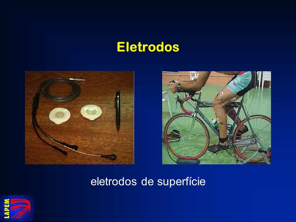 eletrodos de superfície