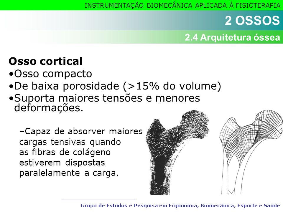 2 OSSOS Osso cortical Osso compacto