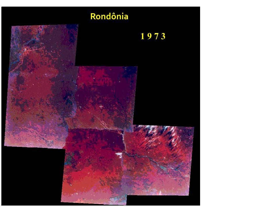 Rondônia 1 9 7 3