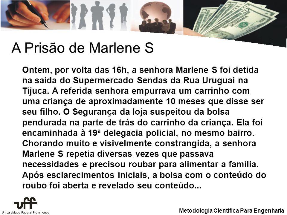 A Prisão de Marlene S