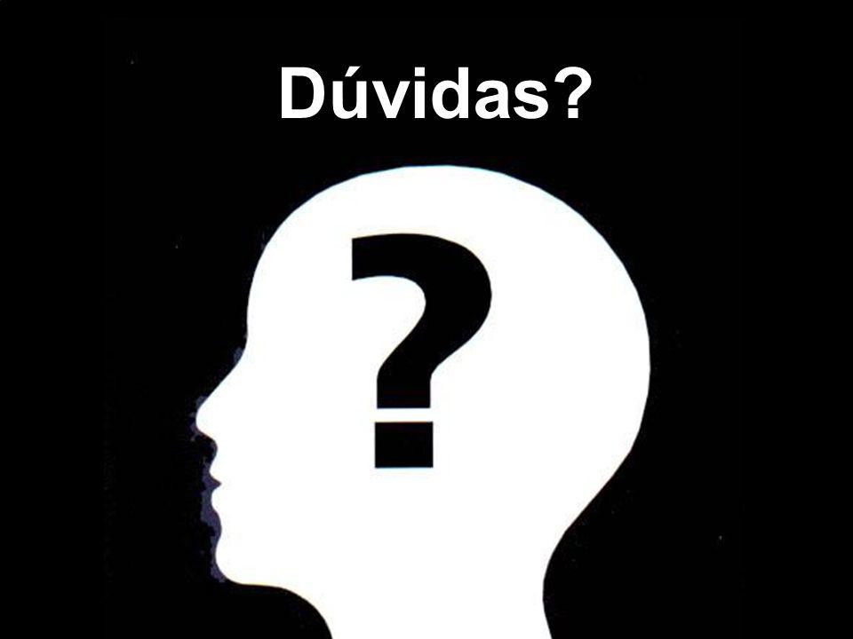 Dúvidas Dúvidas