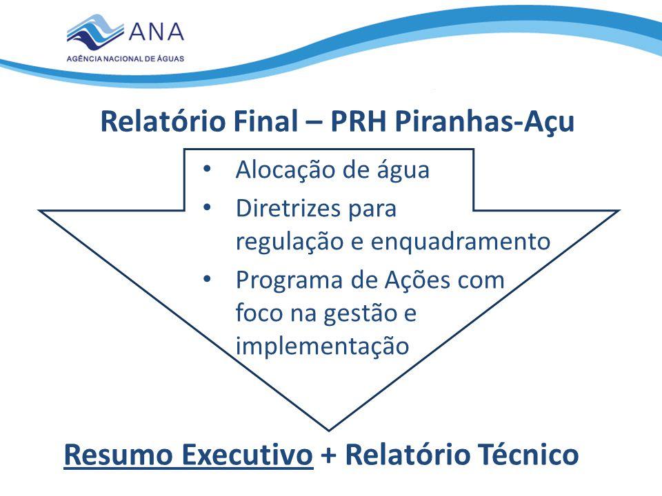 Relatório Final – PRH Piranhas-Açu